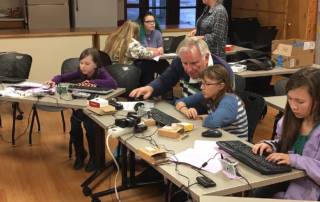 SOWIB Girls Who Code Clubs 320x202 Program Provides Computer Coding Skills to Young Women