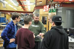 AdventuresManufacturingCHS  Adventures in Manufacturing   Canby High School