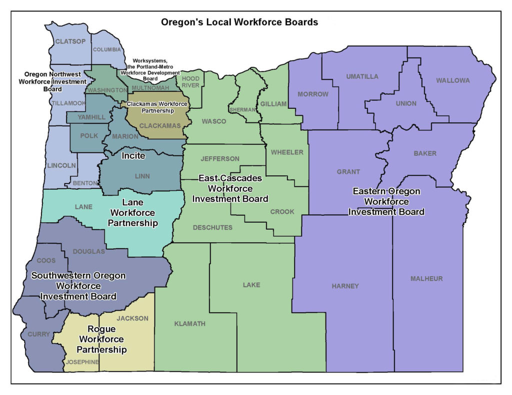 Oregon Workforce Boards 1024x791 About OWP